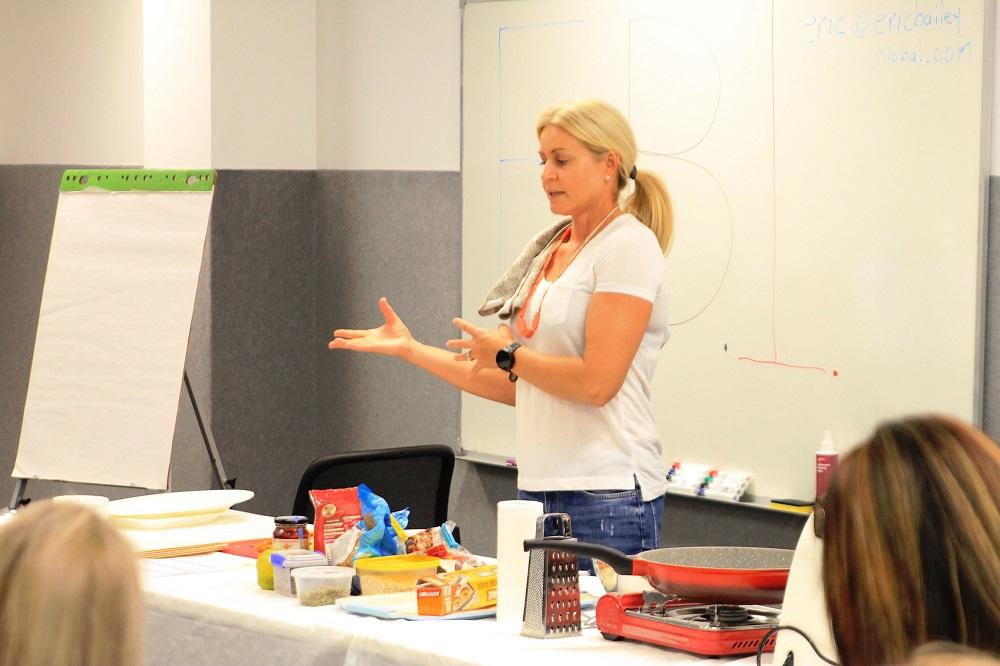 staff wellbeing workshop