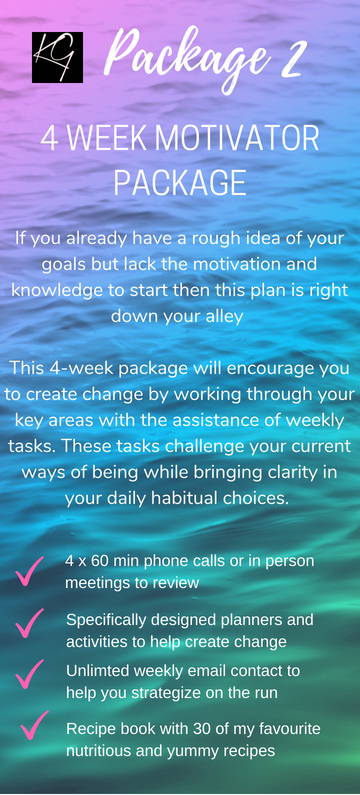 health coaching package 2